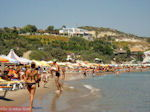 Het strand Paradise beach op Kos