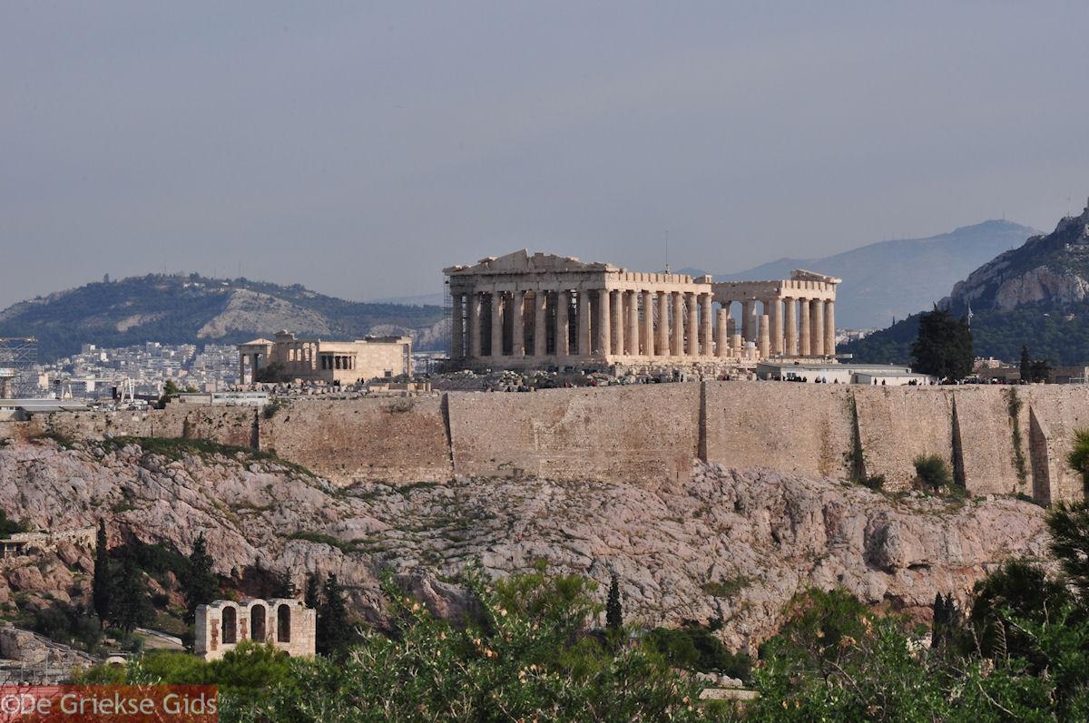 Akropolis Athene Attica (Atheense Riviera) | Informatie en tips ...: www.grieksegids.nl/athene/akropolis.php