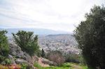 Op de Philopapou-heuvel