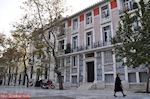 Neolassike gebouwen op de Dionysiou Aeropagitou straat