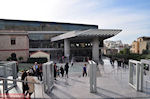 The Acropolis museum of Athenss