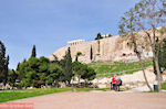 Ingang Dionysos theater ten zuidoosten van de Akropolis - Foto van De Griekse Gids