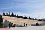 De eerste moderne Olympische spelen werden hier gehouden
