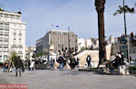 Het levendige Syntagmaplein van Athene - Foto van De Griekse Gids