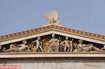 Nog een mooie foto van de Academie in Athene
