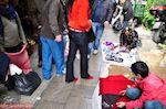 Zwarte markt tussen Zinonos en Agiou Konstantinou str - Athene