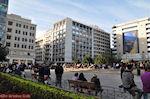 Omonia-plein in Athene