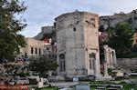 De Toren der winden op de Romeinse Agora - Athene