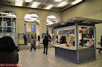 Krantenkiosk in Metrohal Monastirakiplein - Athene - Foto van De Griekse Gids