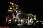 Bars en cafetaria's aan de Apostolou Pavlou Straat - Athene