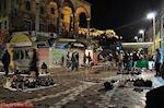 s avonds op het Monastiraki plein - Athene - Foto van De Griekse Gids