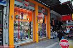Kerstversieringen - Athinas straat - Athene