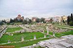 Het terrein van Keramikos  - Athene