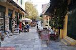 Vironos straat Plaka - Athene