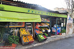 Fruit- en groentewinkel in Plaka (Thespidos straat) - Athene