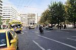 De Filellinon straat nabij Syntagma - Athene