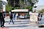 Syntagmaplein Athene - Loten of broodjes kopen?