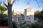 De Aerides op de Romeinse Agora van Athene