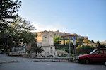 De Horloge van Kirristos aan de Romeinse Agora