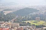 De tempel van Zeus Olympius en het Panathinaikon stadion - Foto van De Griekse Gids