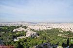 Panoramafoto: Pnyx-heuvel, Arios Pagos en Theseion - Foto van De Griekse Gids