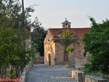 Kerk in Eleftherna - Foto van De Griekse Gids