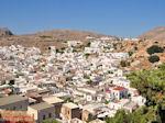 Het dorp Lindos (Rhodos)
