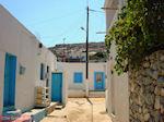 Blauwe deuren en ramen op Pserimos - Foto van De Griekse Gids