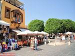 Palia Poli - Plein der Joodse Martelaren - Rhodos stad