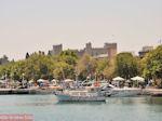 Bootjes in de haven van Mandraki - Rhodos stad