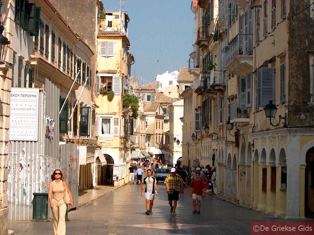Corfu Stad Corfu