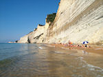 The beach of Peroulades (Logkas)