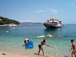 Bootjes aan de baai van Kalami - Corfu - Foto van De Griekse Gids