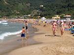Het mooie strand van Kontogialos op Corfu - Foto van De Griekse Gids