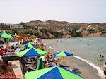 Een van de smalle strandjes van Bali op Kreta - Foto van De Griekse Gids